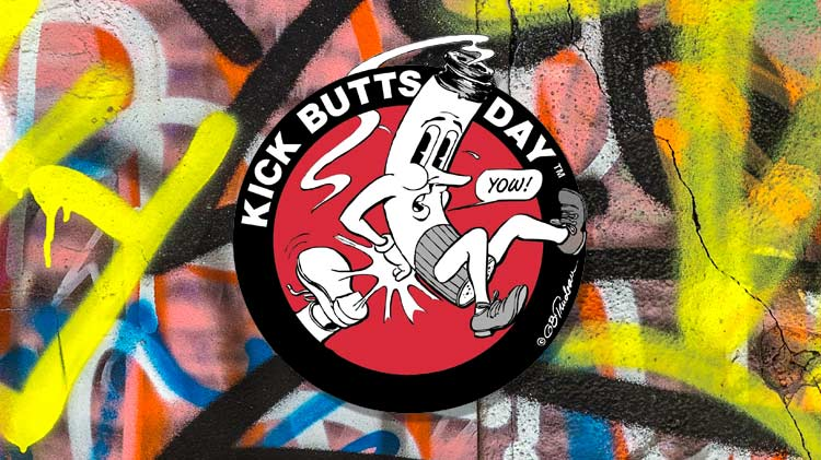 National Kick Butts Day