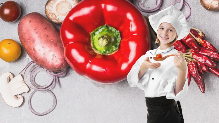 Iron Chef Jr. Competition