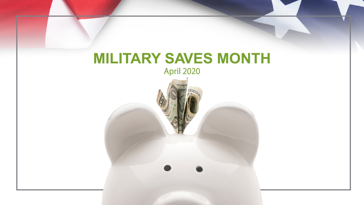 Military Saves Month