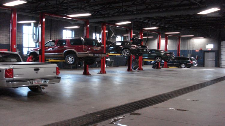 Fort Drum Auto Skills Center.jpg