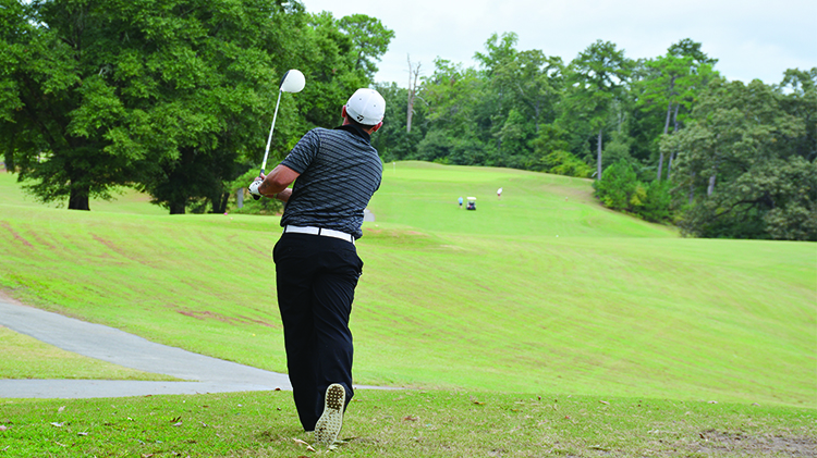 2 Person Captain and Crew Golf Tournament