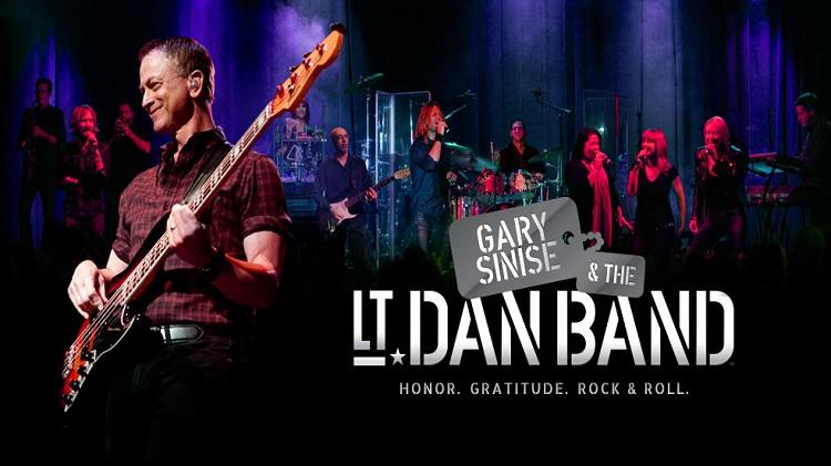 Lt. Dan Band Concert