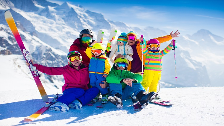 Fort Drum Snow Ridge Ski Day