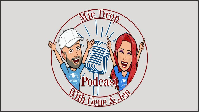 Mic Drop with Gene and Jen