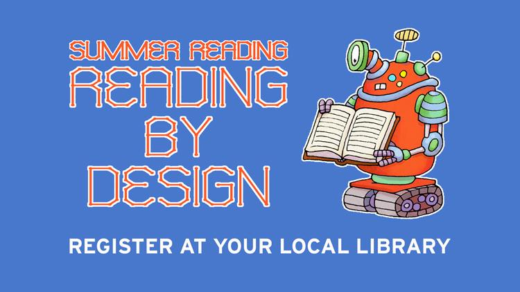 Reading By Design - Summer Reading Program