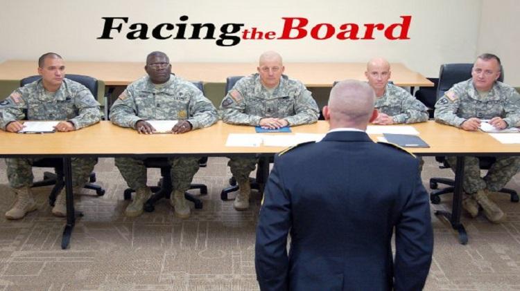 Facing the Board