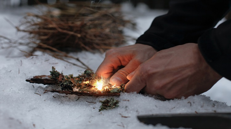 BOSS Winter Survival Course