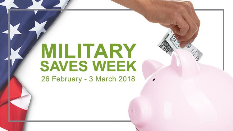 Military Saves Week 2018