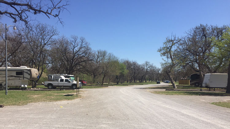 Fort Sill Parks