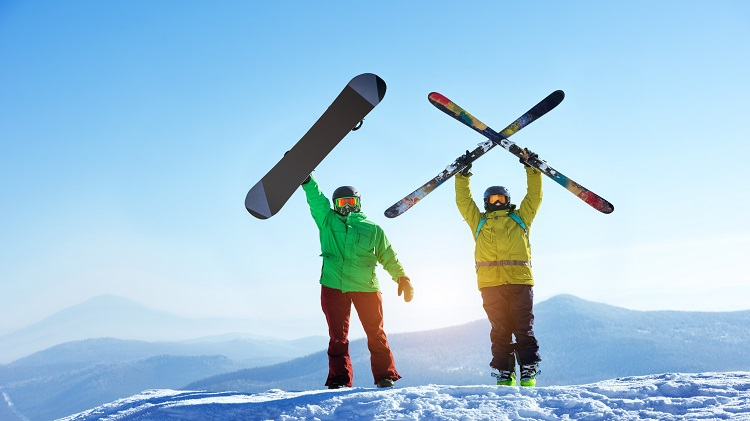Free Ski Days at Dry Hill