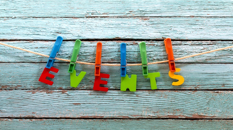 Sign up for our Weekly Calendar of Events
