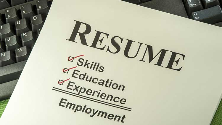 Superior Resume Start To Finish (ACS) Throughout Resume Building
