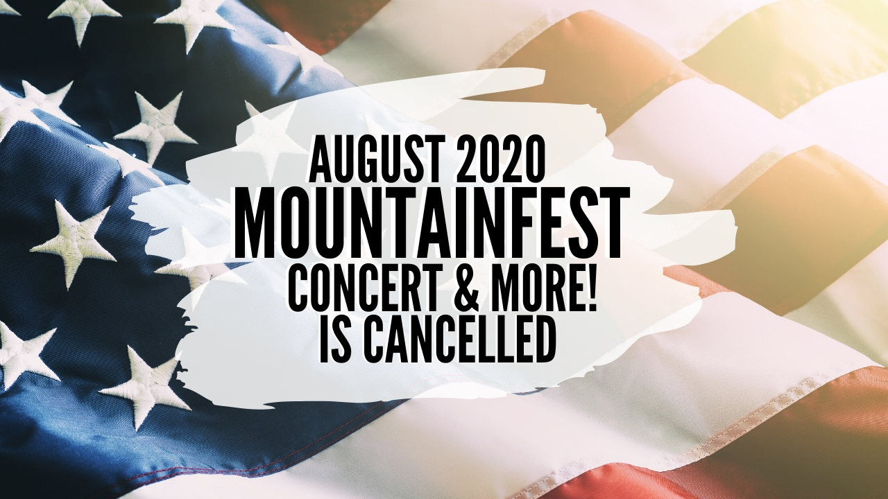 Mountainfest 2020 - CANCELLED
