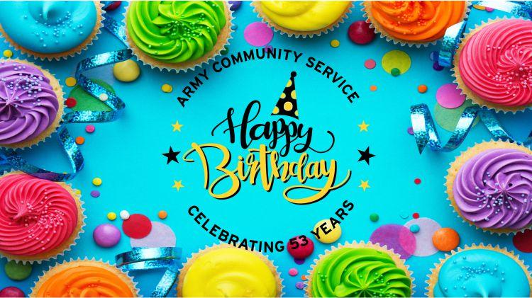 Happy Birthday, ACS!
