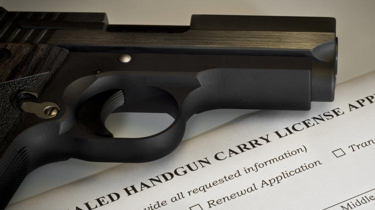NRA Handgun Safety Course