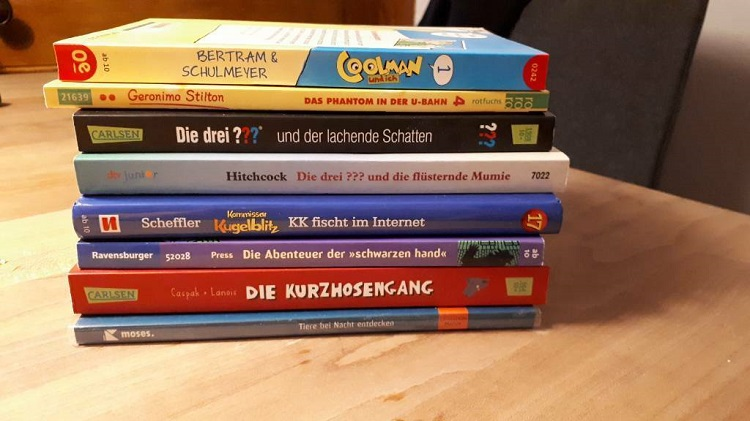 German Story Time