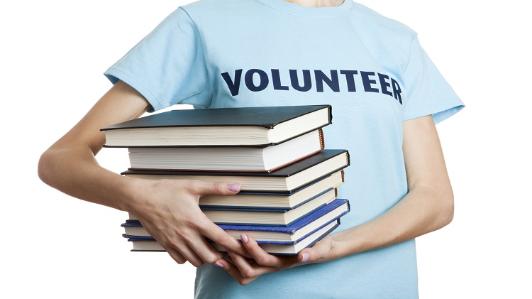 McEwen Library is Seeking Volunteers