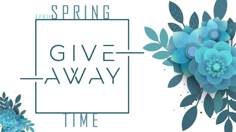 It's Giveway Time!