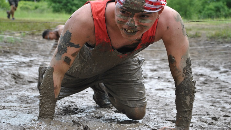 BOSS Mountain Mudder