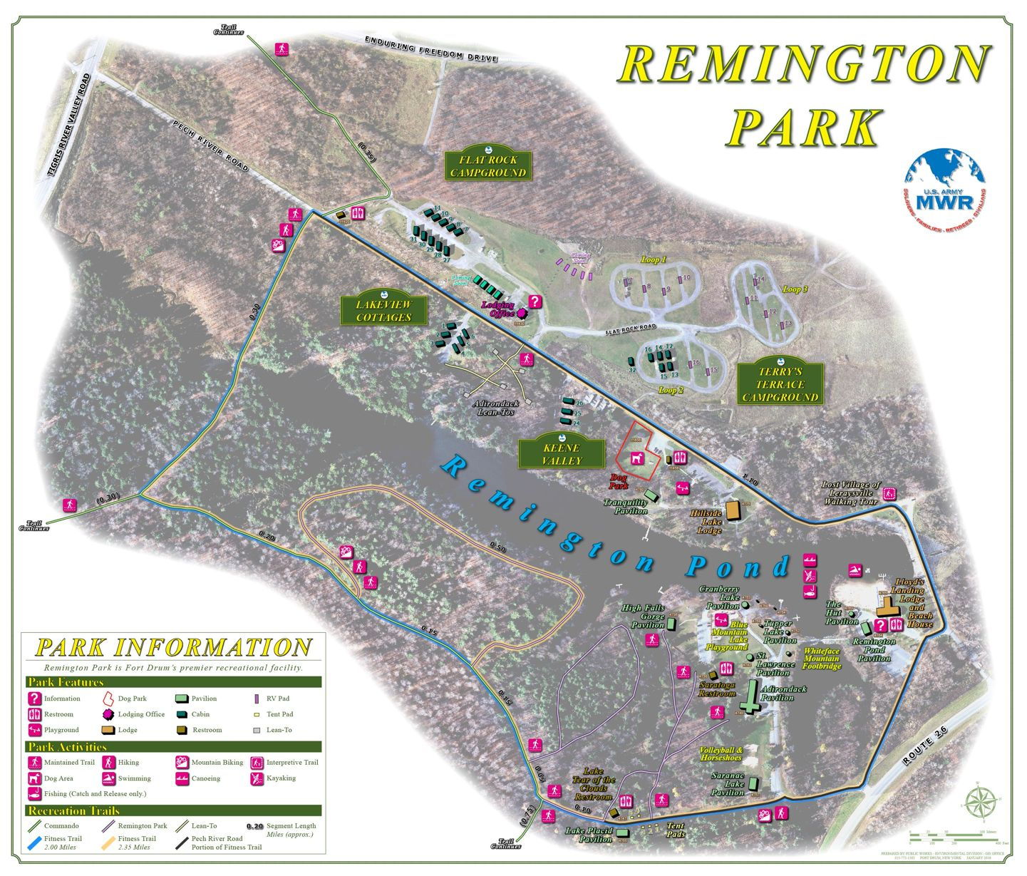 Fort Drum Website >> Outdoor Recreation Fort Drum Ny