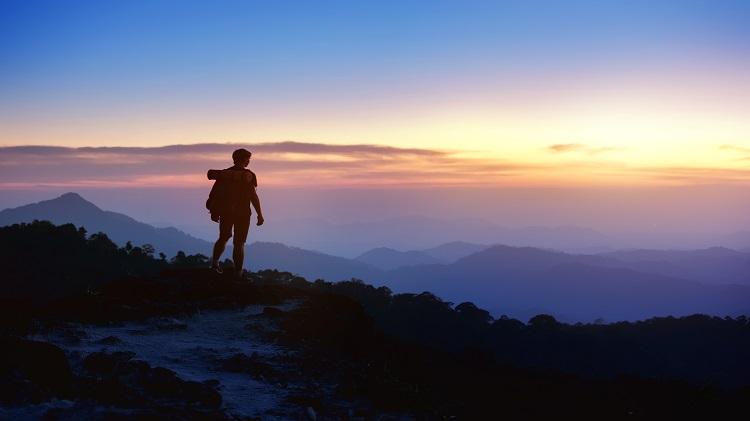 BOSS 5 Hiking Challenge