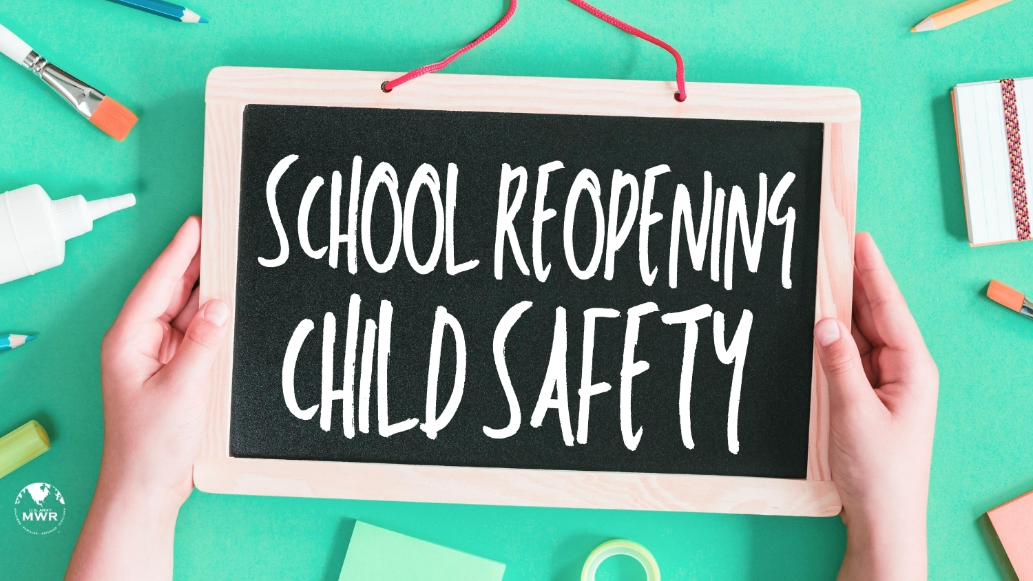 School Reopening Child Safety Ft Drum Us Army Mwr